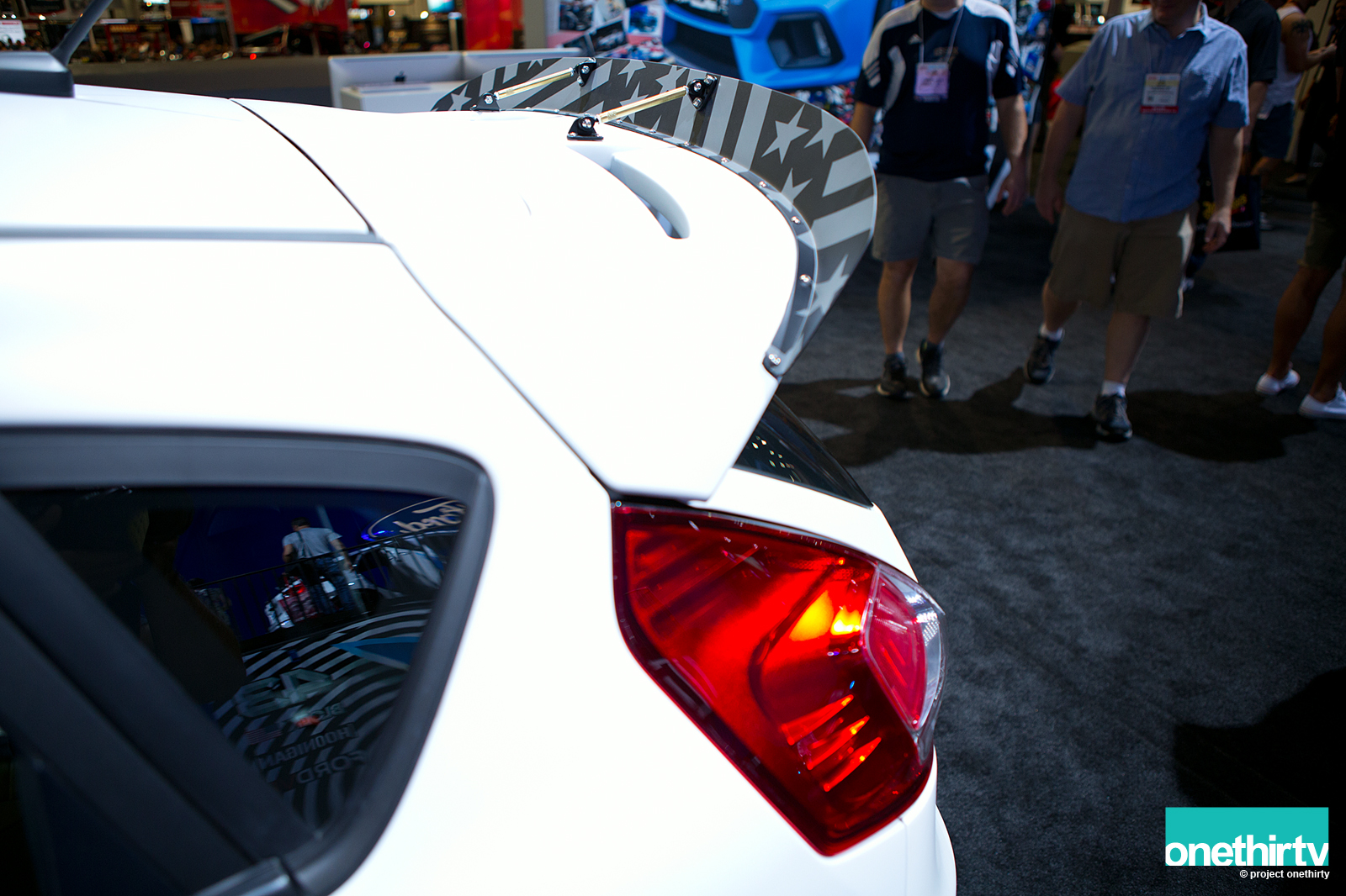 projectonethirty - SEMA 2016